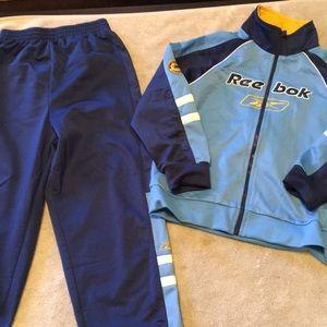 Pants and jacket Reebok